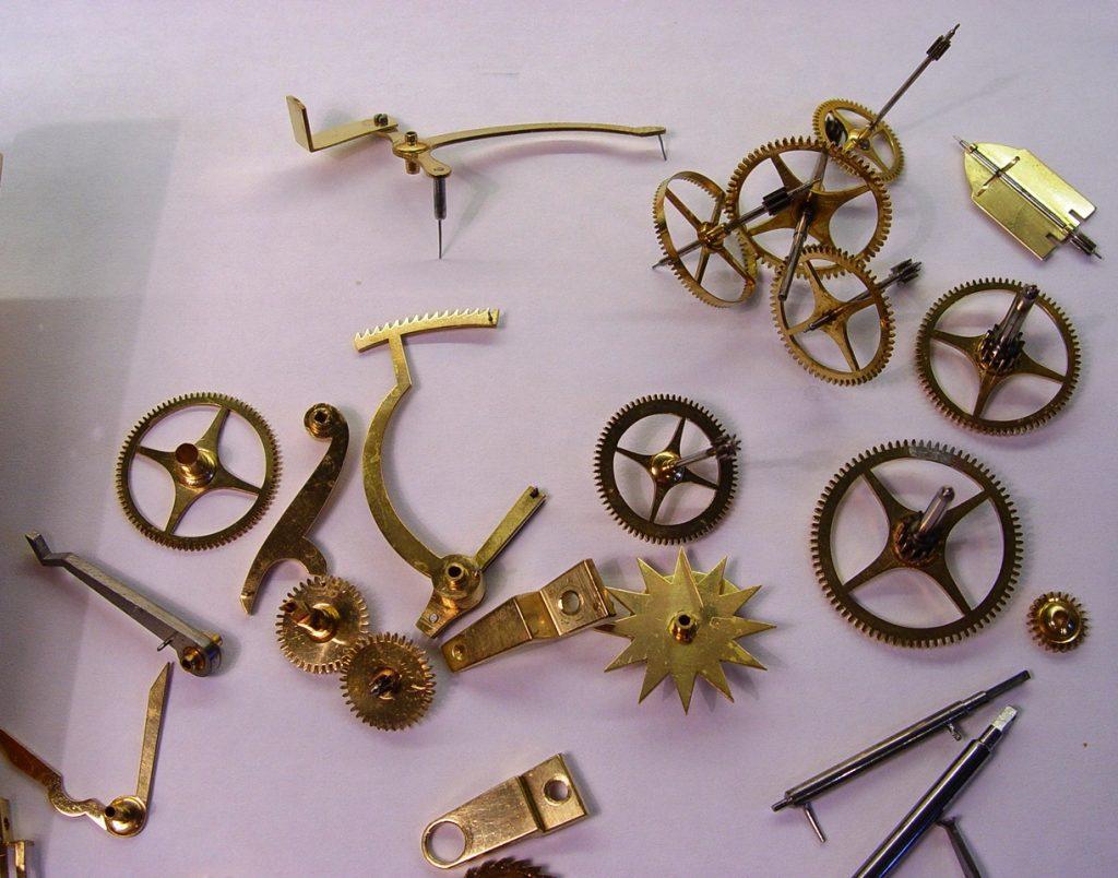 Carriage Clock Repair 1