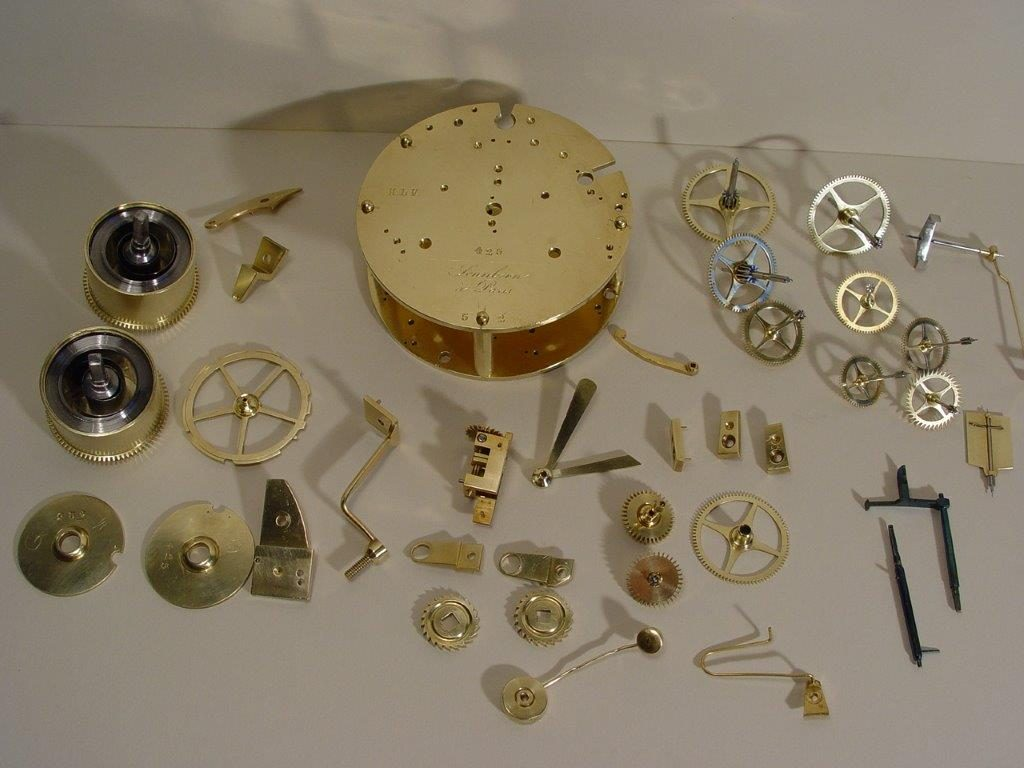 French Mantel Clock Repairs